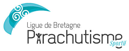 Logo Ligue de parachutisme de Bretagne