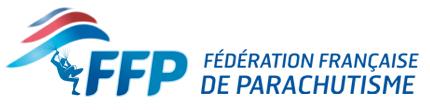 Logo Fédération française de parachutisme