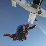 50 secondes de chute libre à 200 km/h pour apprécier le paysage, les sensations…